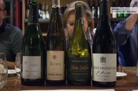 Cata de vinos y maridaje en el restaurante Entrevins - 2
