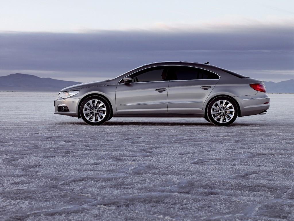 Foto de Volkswagen Passat CC (7/9)