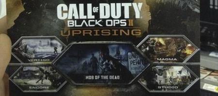 Filtrada la primera imagen del próximo DLC de 'Call of Duty: Black Ops II'