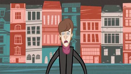 Conozcamos cómo fue el primer viaje en LSD de John Lennon a través de esta animación