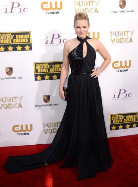 Kristen Bell Mejores Critics Choice Awards 2014