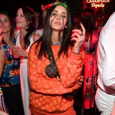 Y el mejor disfraz de Halloween 2019 se lo lleva (de momento) Nina Dobrev al convertirse en Billie Eilish