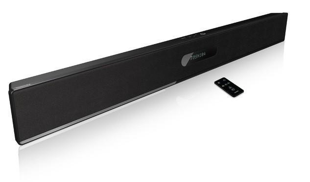 Toshiba SB3950E1, nueva barra de sonido asequible y compacta