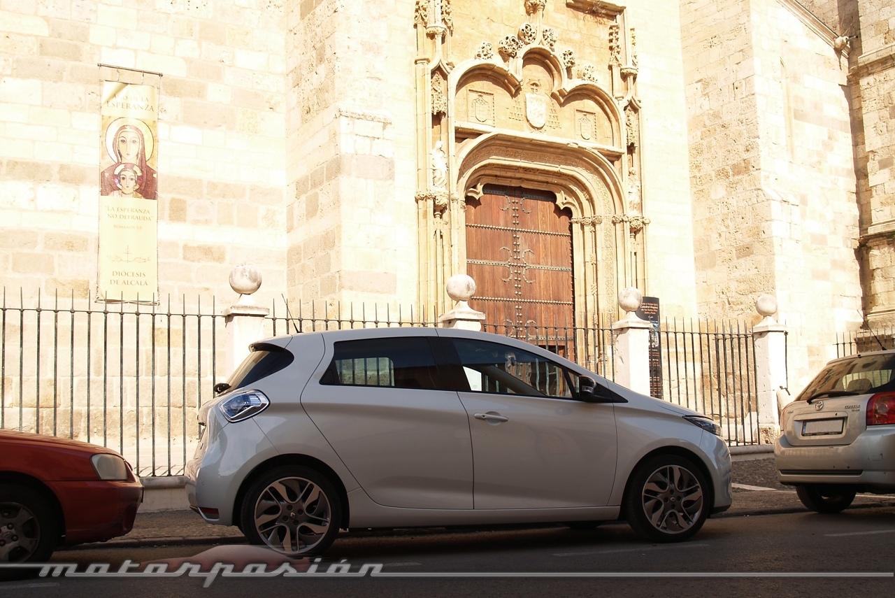 Reto de autonomía eléctrica en un Renault ZOE
