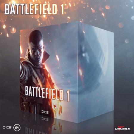 Esto es todo lo que trae la descomunal edición coleccionista de Battlefield 1