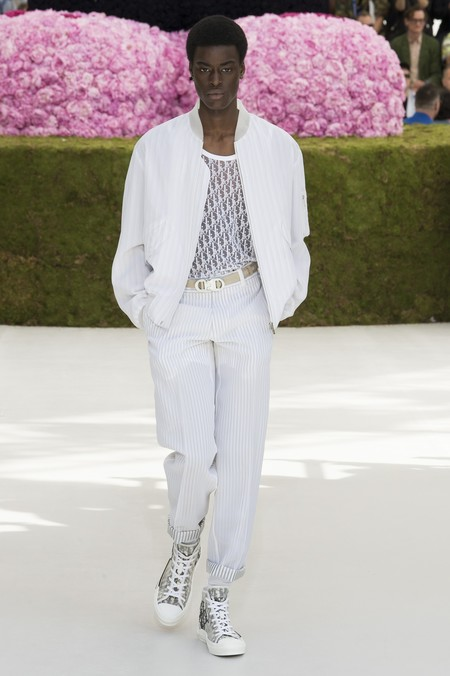 Dior Men Summer 19 Look 7 By Patrice Stable