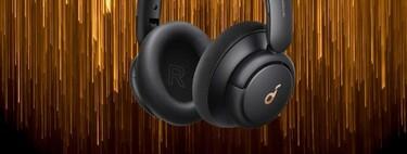 Estos auriculares Bluetooth son un chollo: sonido Hi-Fi, tecnología de cancelación de ruido y precio mínimo en Amazon de 57 euros