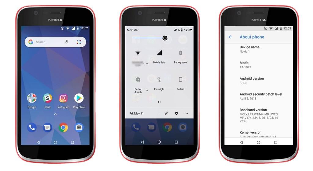Software Nokia™ 1