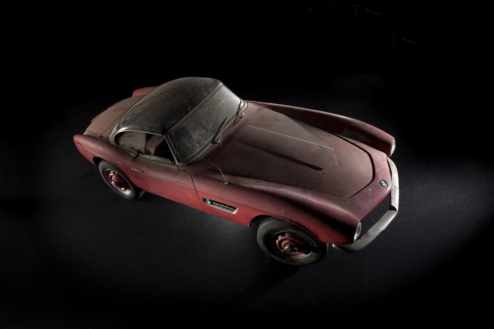 Foto de BMW 507 de Elvis Presley (2/121)