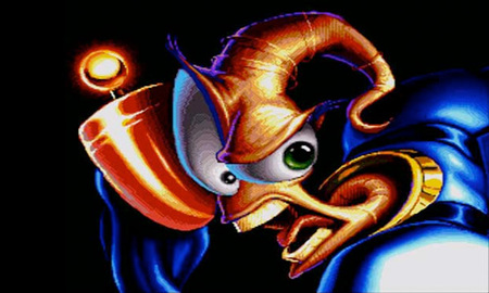 "'Earthworm Jim', el vídeo del ""Making Of"" nos devuelve a los 90"