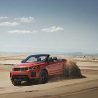 Los detalles del nuevo Evoque Convertible, precios y 36 fotos de este SUV cabrio
