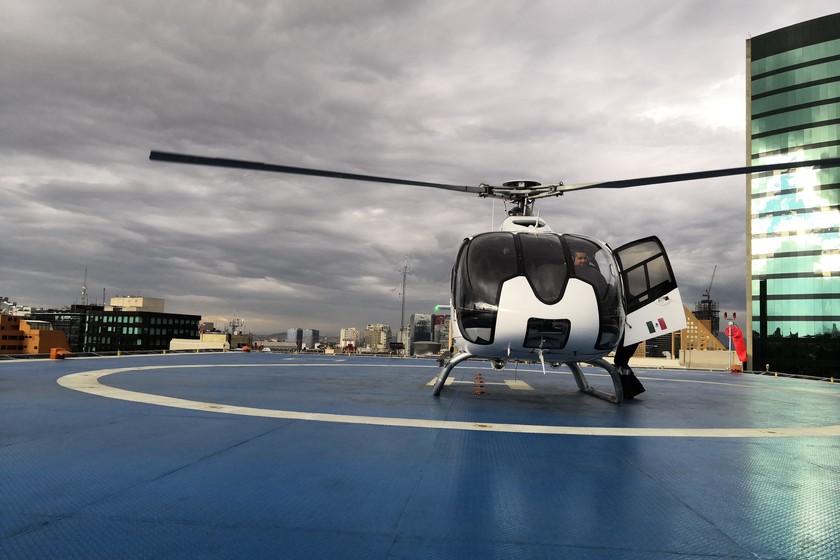 Voom, el 'Uber' de los traslados en helicóptero en México estrena app para iOS: volamos con ellos y esta es nuestra experiencia