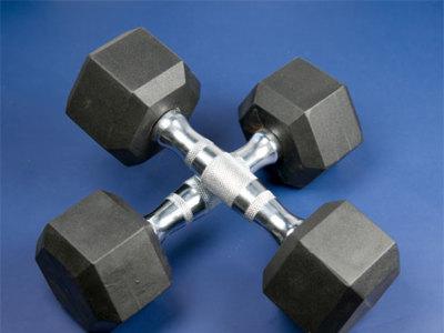 Utilizar las mancuernas para adquirir base a la hora de entrenar