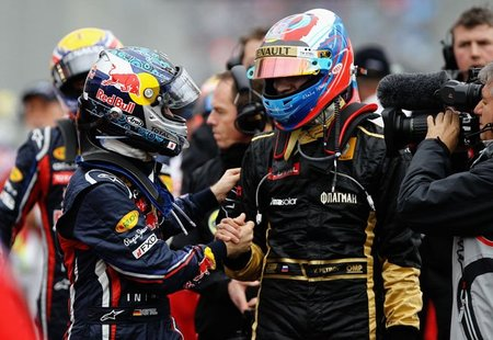 GP Australia F1 2011: me gusta la clase media