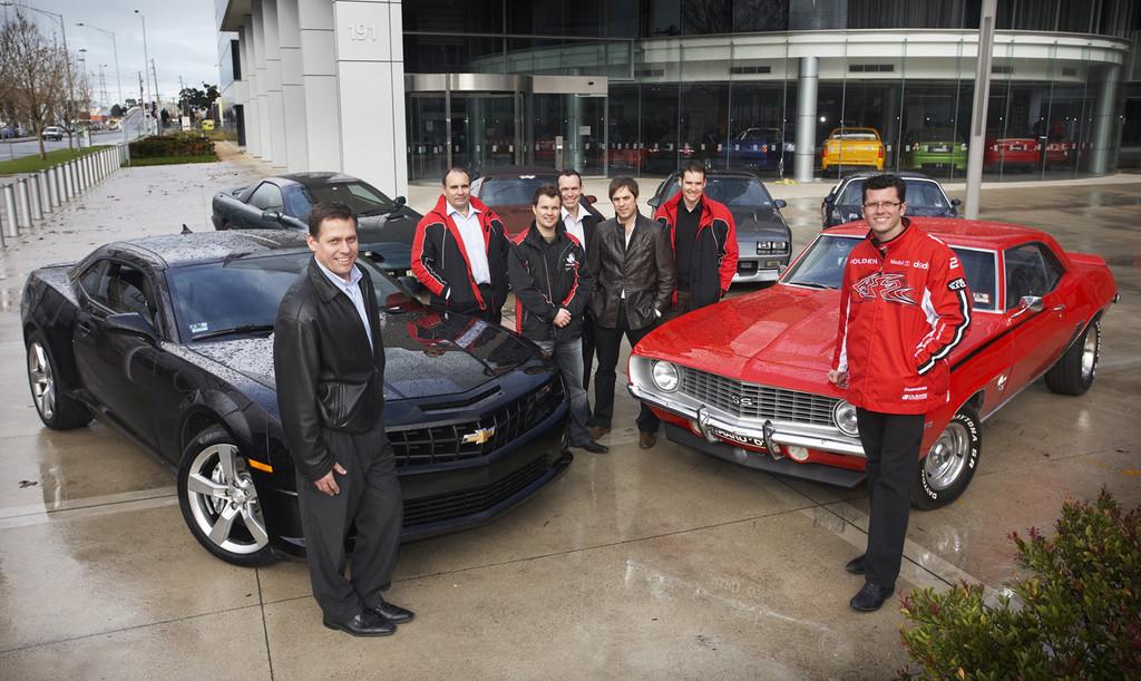 Foto de 2010 Chevrolet Camaro (26/56)