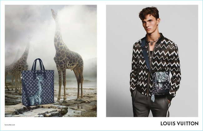 Louis Vuitton 2017 Spring Summer Mens Campaign 002