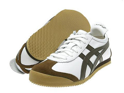 Fundiendo Visa: Onitsuka Tiger by Asics Mexico 66