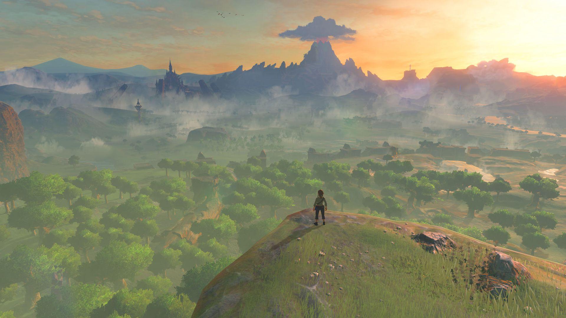 Jugamos a The Legend of Zelda Breath of the Wild: un viaje a nuestra infancia lleno de ilusión