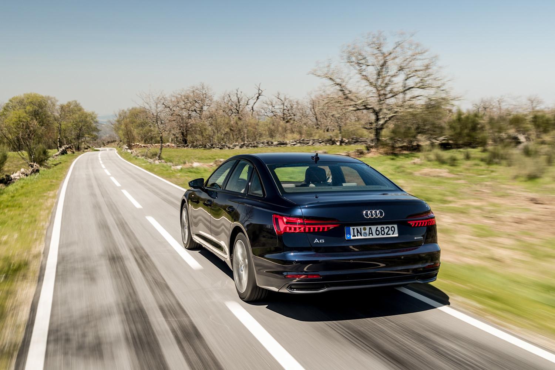 Foto de Audi A6 2018, toma de contacto (30/118)