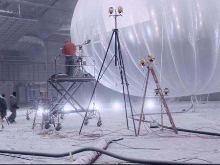 Project Loon Test