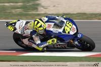 Y el motor de Rossi dijo basta...