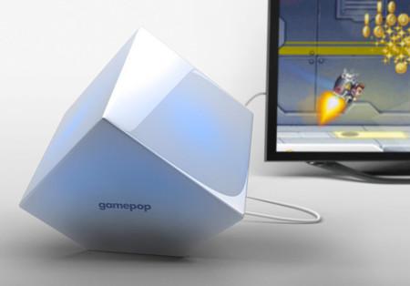 Gamepop, una consola Android que quiere ser el Netflix de los videojuegos