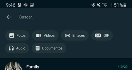 Busqueda Mejorada Whatsapp