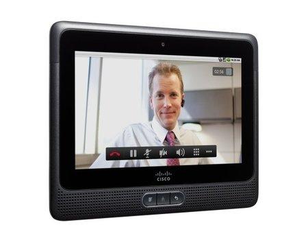 Cisco Cius, la versión de la tableta digital de la empresa de comunicaciones