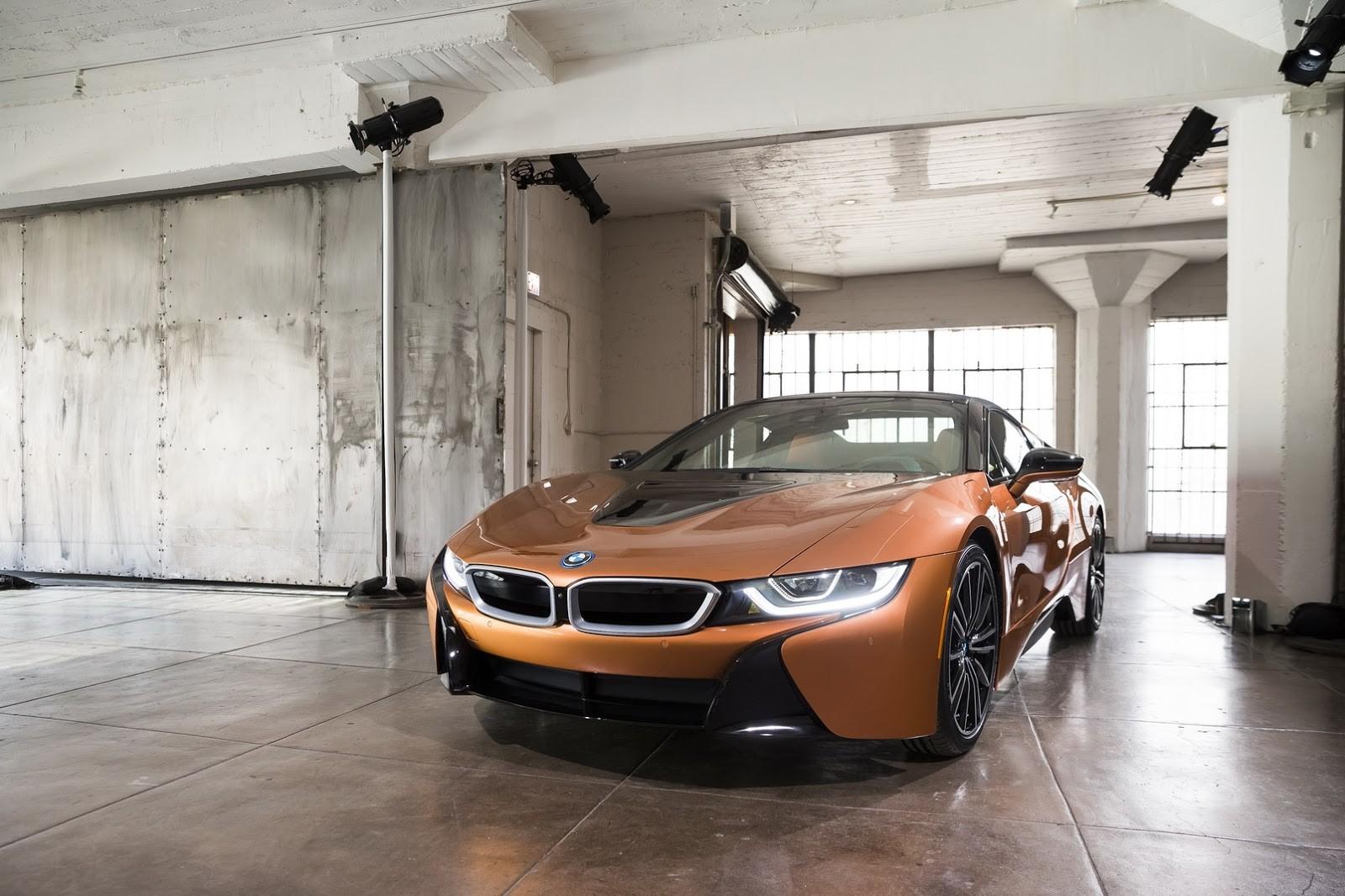 Foto de BMW i8 Roadster (primeras impresiones) (5/30)