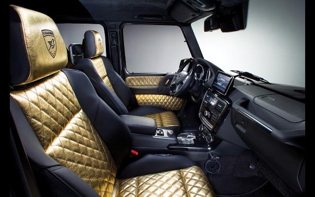 Foto de Hamann Mercedes-Benz G 65 AMG Spyridon (6/6)