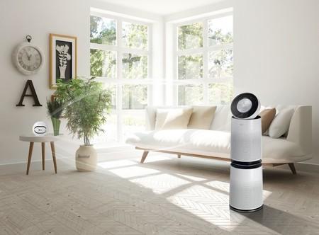 LG llevará al CES 2018 su nuevo purificador y sistema de aire acondicionado inteligentes