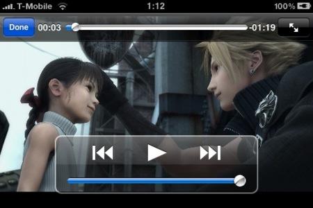 ¿Puede el iPhone 3GS reproducir vídeos a 1080p?