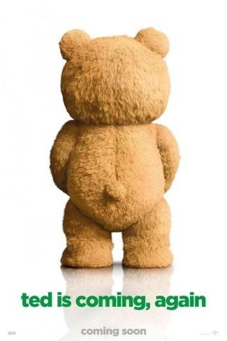 'Ted 2' y 'Divergente 2: Insurgente', nuevos carteles