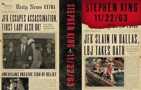 La productora de J.J. Abrams quiere adaptar '11/22/63' de Stephen King a televisión