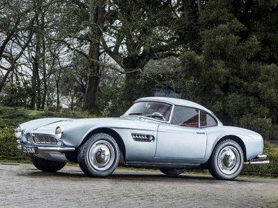 El BMW 507 de John Surtees saldrá a subasta en Goodwood por unos 2,3 millones de euros