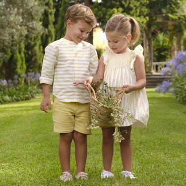 Diez marcas para vestir igual a niños de distinta edad