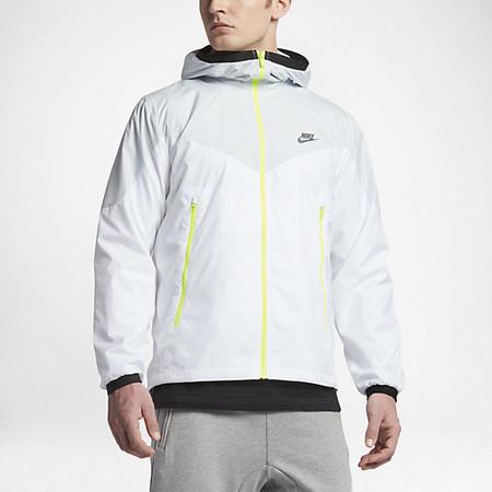100% de calidad nuevo autentico talla 7 chaqueta nike