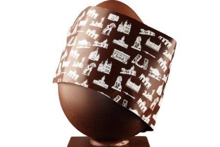 Turistic, la colección de huevos de chocolate de Oriol Balaguer