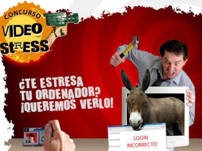 Concurso Vídeo Stress de Panda
