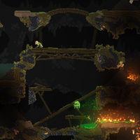 Anunciado Noita, un roguelite que apostará por una simulación física de cada pixel en pantalla