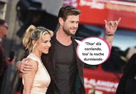 La solución infalible de Chris Hemsworth para cansar a sus hijos y que duerman como angelitos: ¡a pastar con las ovejas!