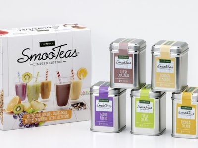 Smoothies con té, los más nuevo para el verano 2016