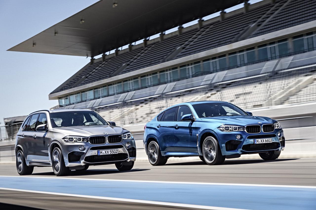 Foto de BMW X5 M y X6 M (2015) (9/22)