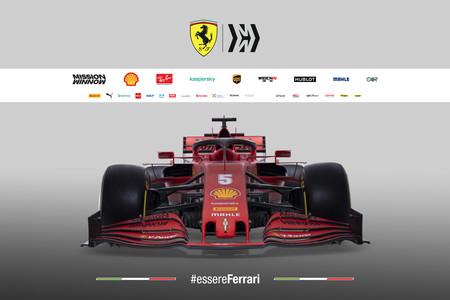 Ferrari F1 2020 2