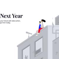 This Next Year, escribe una carta a tu yo del futuro y recíbela en exactamente 365 días