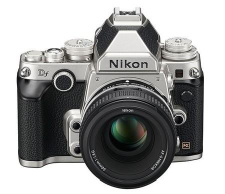 Nikon Df, todo lo que hay que saber sobre la nueva réflex de estilo retro de Nikon