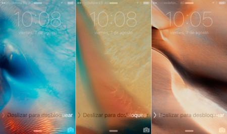¿No puedes esperar? Descarga los nuevos fondos de pantalla de iOS 9