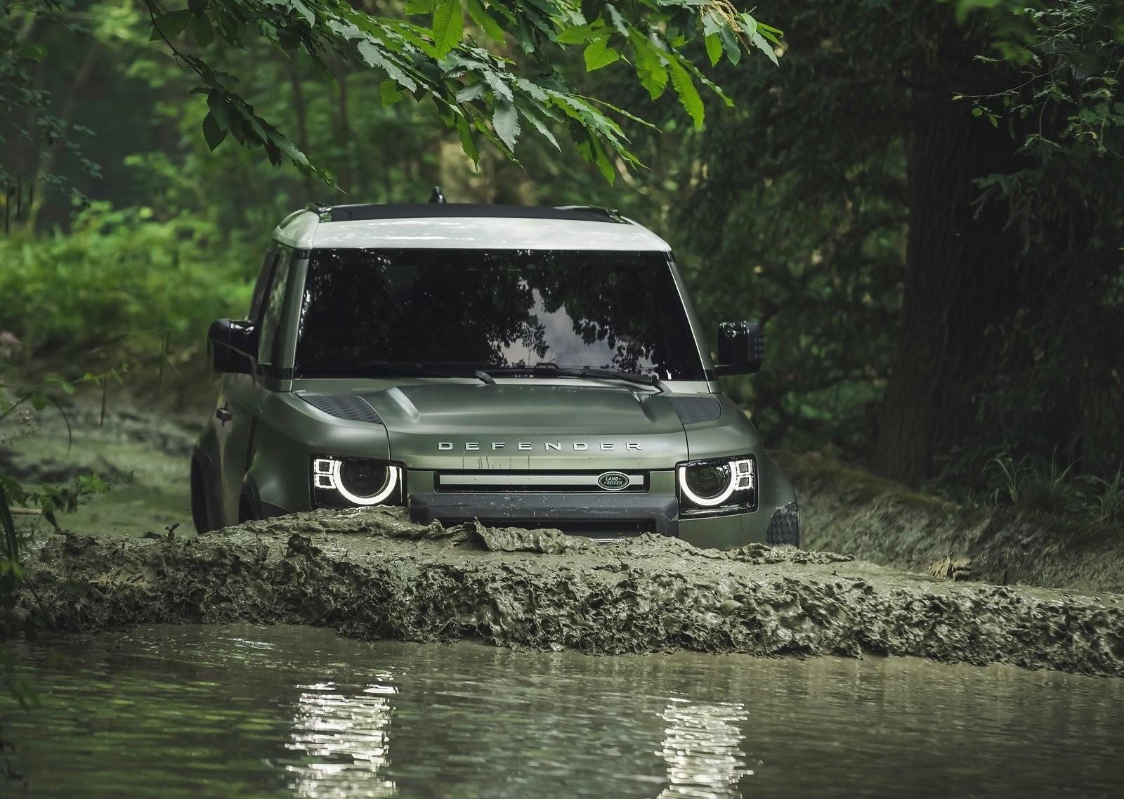Foto de Land Rover Defender 2020 (58/60)