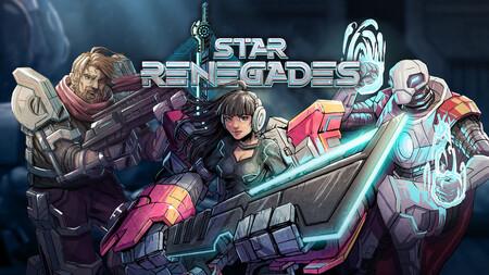 El RPG roguelite Star Renegades llegará a PS4, Xbox One y Nintendo Switch dentro de unos días