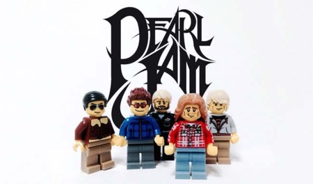 LEGO Pearl Jam
